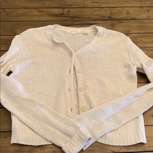 Comfy off white sweater